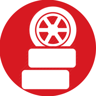 dækhotel - opbevaring af hjul